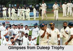Duleep Trophy, Indian Cricket