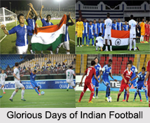 Indian National Football Team, Indian Football