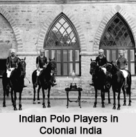 Development of Modern Polo in India