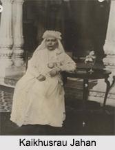 Princesses/ Nawab Begums of Bhopal State