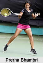 Female Tennis Players of India