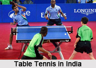 Table Tennis Associations in India