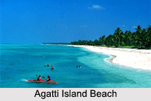 Beaches of Lakshadweep
