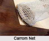 Equipments of Carrom