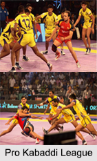 Kabaddi in India, Indian Traditional Sport