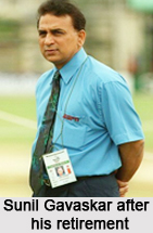 Sunil Gavaskar, Indian Cricket Player