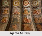 Ajanta Murals, Aurangabad, Maharashtra