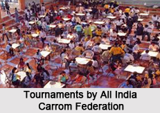 All India Carrom Federation, Carrom in India