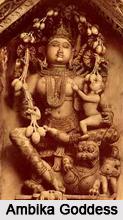 Ambika, Jain Goddess