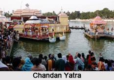 Chandan Yatra, Odisha, Indian Regional Festivals