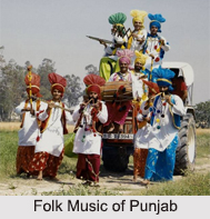 Folk Music of Punjab, Indian Folk Music