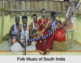 Folk Music of South India