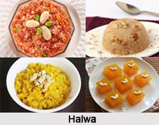 Halwa, Indian Dessert