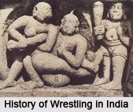 History of Wrestling in India
