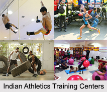 Indian Athletics Training Centers