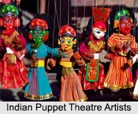 Indian Puppet Theatre Artists