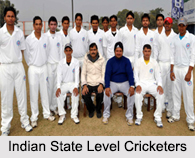 Indian State Level Cricketers