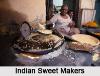 Indian Sweet Makers, Indian Food