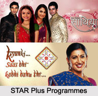 List of Programmes Broadcast by STAR Plus