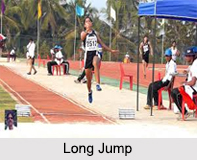 Long Jump, Indian Athletics