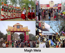 Magh Mela, Shantiniketan, West Bengal