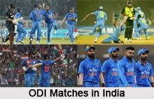 ODI Matches in India