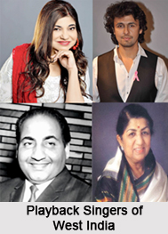 Playback Singers of West India