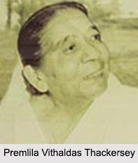Premlila Vithaldas Thackersey, Indian Social Activist
