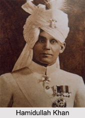 Princes/Nawabs of Bhopal State