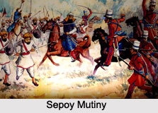 Restoration of Indian States during Sepoy Mutiny