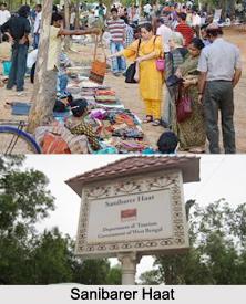 Sanibarer Haat, Shantiniketan, West Bengal