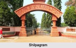 Shilpagram, Shantiniketan, West Bengal