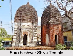 Suratheshwar Shiva Temple, Birbhum District, West Bengal
