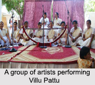 Villu Pattu, Folk Music of Tamil Nadu, Traditional Indian Music