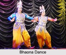 Bhaona Dance, Assamese Folk Dance
