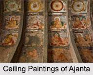 Paintings of Ajanta, Indian Paintings