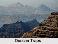 Deccan Traps of India, Indian Physiography