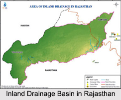 Inland Drainage Basin Rivers, Indian Rivers