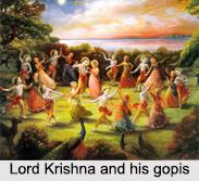 Rasa Dance, Traditional Dance of Krishna, Indian Folk Dances, Indian Dances