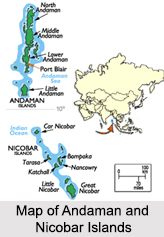 Andaman and Nicobar Islands, Indian Union Territory