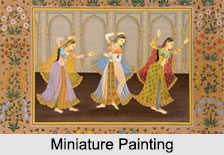 Miniature Painting, Indian Paintings