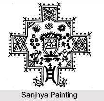 Folk Paintings in Rajasthan, Indian Paintings