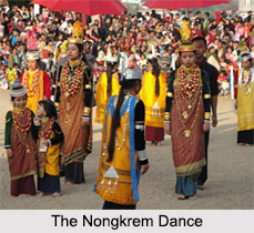 Nongkrem Dance, Indian Dances