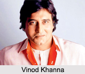 Vinod Khanna, Indian Actor