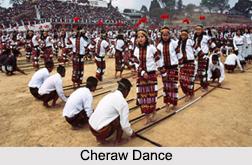 Folk Dances of North East India, Indian Dances
