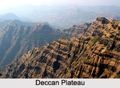 Central Highlands in India, Indian Physiography