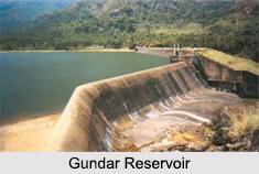 Reservoirs in Tamil Nadu
