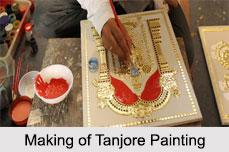 Tanjore Paintings, Indian Paintings