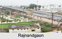 Cities of Chhattisgarh