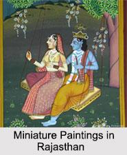 Miniature Paintings in Rajasthan, Indian Paintings